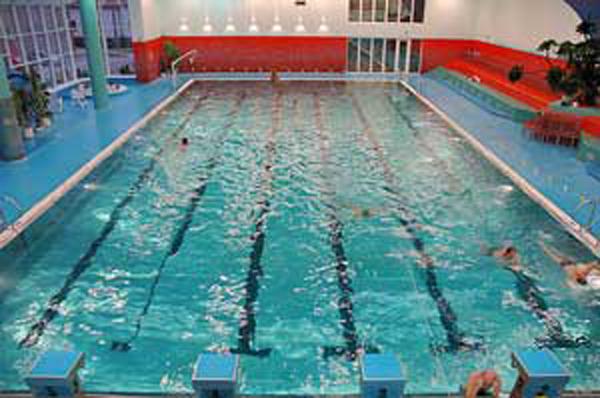Česká Třebová Swimming pool