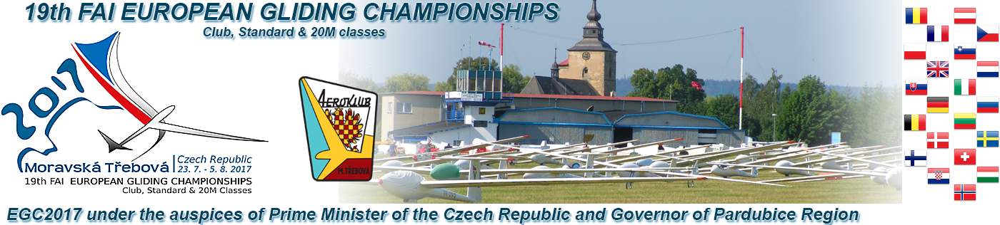 19th FAI European Gliding Championships